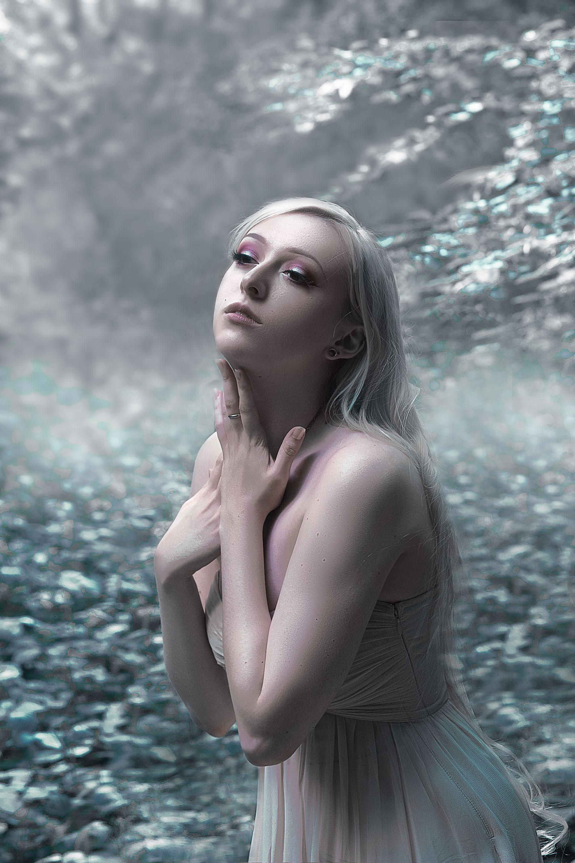 L'appel de l'Aventure : Modèle alternative Nö Eelys, Photographe Audric Larose, maquillage Le Boudoir de Nö, fantastique romantique