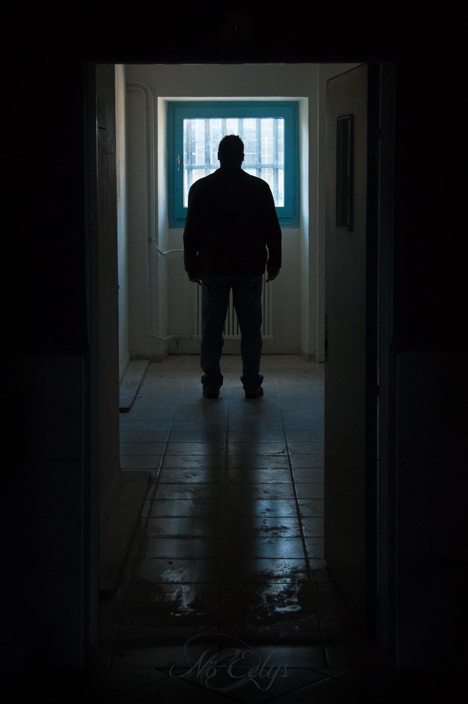 Photographie alternative, prison désaffectée, urbex, emprisonnement