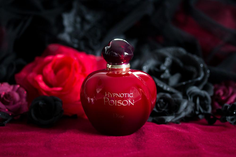 Packshot Parfum Hypnotic Poison Dior par Nö Eelys