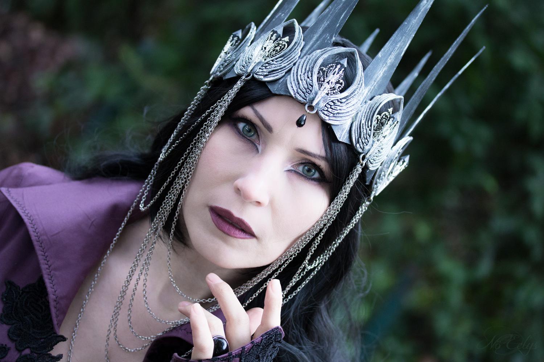 Medeina des Lys, modèle alternative gothique et créatrice par Nö Eelys Photo