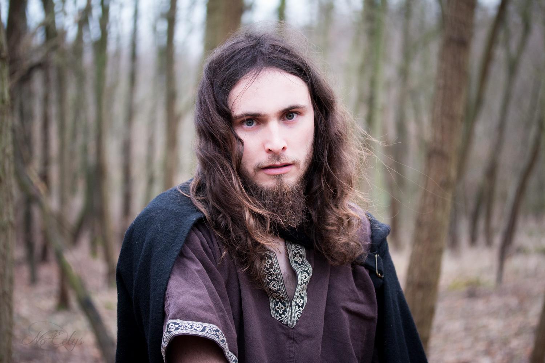 Céuze production Nozegrab par Nö Eelys, modèle masculin alternatif médiéval fantasy